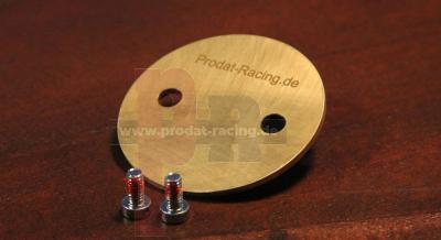 2x Schrauben für Stauscheibe G60 16V G40 NG