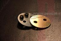 Stauscheibe ohne Keil MKB.: 2H/PL/KR/G60